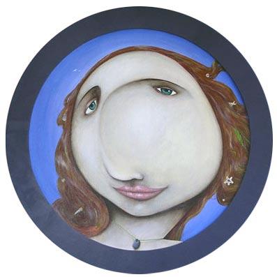 Энди Хейуорд. Венера, смотрящая наMk2Zephyr, чтобы увидеть своего отца
