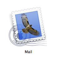 Иконка Mail в Mac OS X