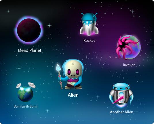 Инопланетные Захватчики