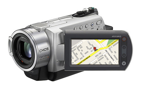 GPS-видеокамера