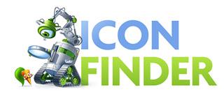 Иконза в гостях у Iconfinder