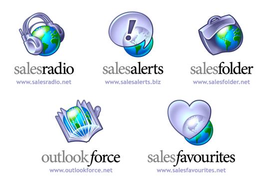 InvisibleCRM Logos
