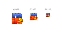 Иконка приложения для mIRC