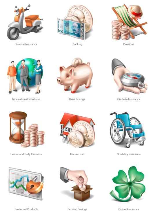 Storebrand Icons